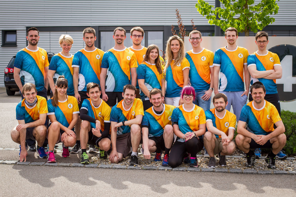 4SELLERS Laufgruppe